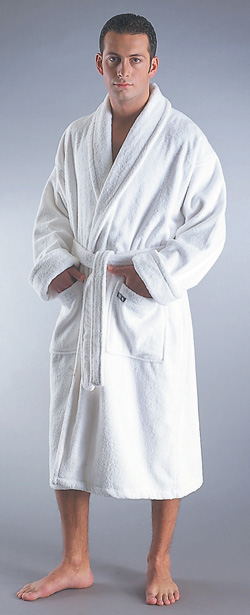 Mens Bathrobes Luxury Turkish Cotton