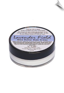 Lavender Field Shea Butter Body Creme 6.5 oz