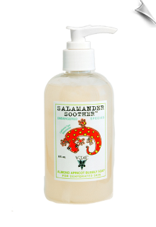 Salamander Soother Bubbly Bath, 8 oz.