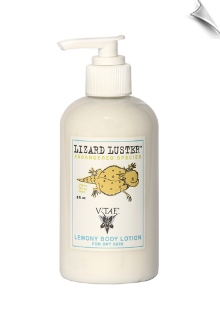 Lizard Luster Body Lotion, 8 oz.
