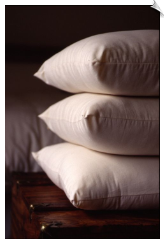 "Standard Bed Pillow, Extra Thick Fill (20"" x 25"")"