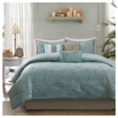 Seaside 7-Piece Comforter Set by Madison Park