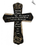 "Wall Cross Amazing Grace (10"")"