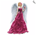 "Nene Thomas ""Hopeful Radiance"" Angel Figurine"