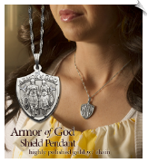 Armor of God Jewelry