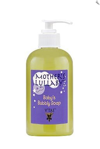 Mother's Lullaby Bubbly Soap, 8 oz.