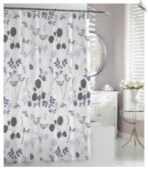 Giardino Fabric Shower Curtain