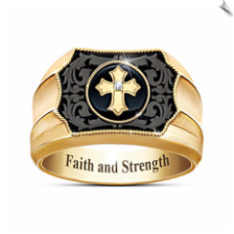 Men's Christian Jewelry