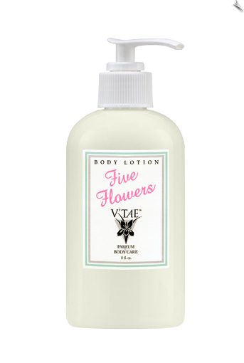 Five Flowers Body Lotion, 8 oz.