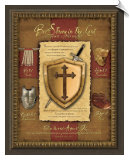 Full Armor of God Framed Christian Art