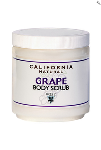 Grape Body Scrub
