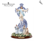 Jesus Ascension Figurine