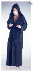 Mens Luxury Turkish Spa Bathrobes
