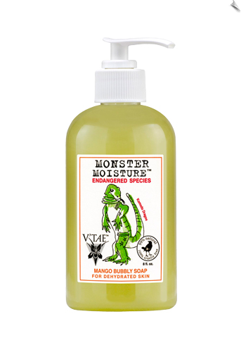 Monster Moisture Bubbly Bath, 8 oz.
