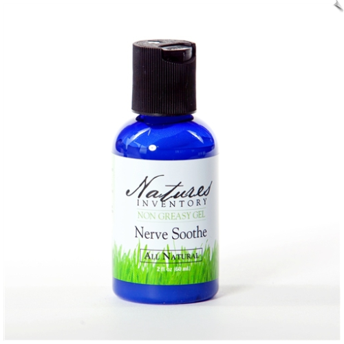 Nature's Inventory Natural Nerve Soothe Gel