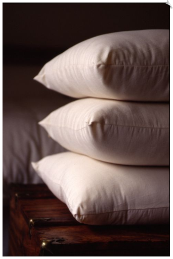 "King Bed Pillow, Regular Fill (20"" x 36"")"
