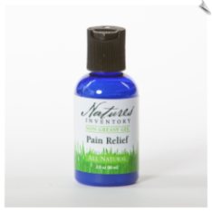 Essential Oil Wellness Gel