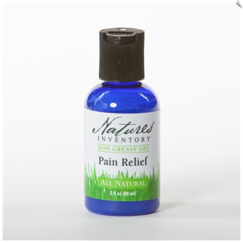 Nature's Inventory Natural Pain Relief Gel