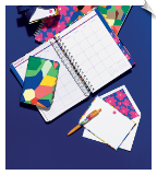 Vera Bradley Desk Stationary