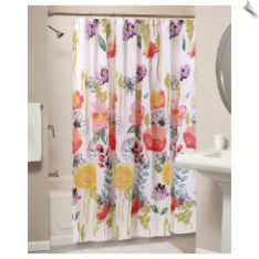 Greenland Home Watercolor Dream Shower Curtain