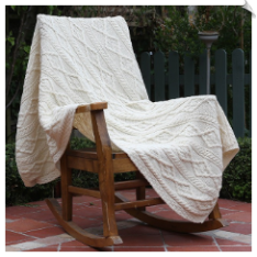 Comfy Wool Throw