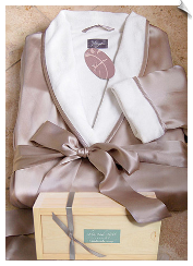 Wrapped In Luxury Spa Gift Set