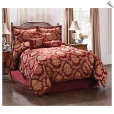 Pryce Comforter Set with Bonus Pillows