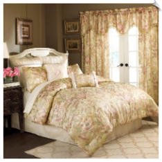 Croscill Rose Garden Comforter Set