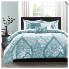 Franchesca 7-Piece Comforter Set by Madison Park