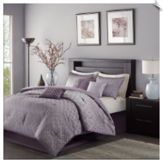 Morris 7-Piece Comforter Set by Madison Park