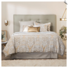 Modern living Taj Bedding Set