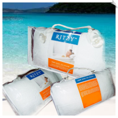 Ritzy Luxury Bathtub Pillows