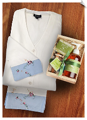 Sweet Dreams Are Made of These PJ Spa Gift - Petite 42ea3a284