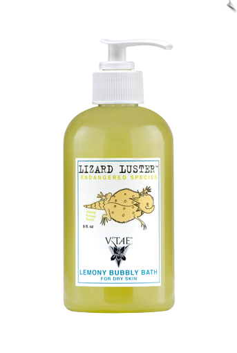 Lizard Luster Bubbly Bath, 8 oz.