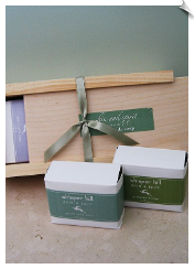 Spa Gift Sets with Luxury Julianna Rae Lingerie 47f929ab3
